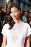 "Thandie Newton shows legs @ ""RocknRolla"" world premiere in London, September 1"