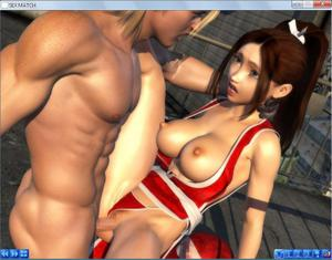 Xxx 3d flash games