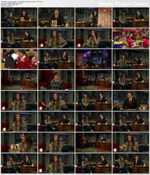 Victoria Justice ~ Late Night with Jimmy Fallon 11/25/10 (HDTV)