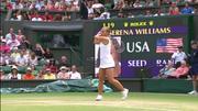 Dominika Cibulkova - Wimbledon 2010 - 2 x HD Vids