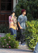 th 55815 Selena28 123 129lo Selena Gomez   at a restaurant in Hollywood 01/10/2012