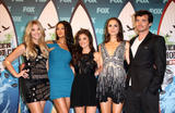 Эшли Бенсон, фото 20. Ashley Benson, Lucy Hale, Shay Mitchell & Troian Avery Bellisario at the 2010 Teen Choice Awards 08-08, photo 20