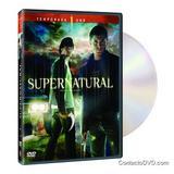 Supernatural Primera Temporada R4 México