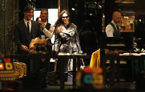 Моника Беллуччи, фото 1573. Monica Bellucci Shopping in Milan, Italy 01-03-2012, foto 1573