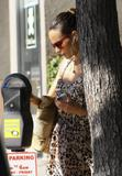 Джордана Брюстер, фото 1212. Jordana Brewster - Leggy Shopping Petit Tresor, West Hollywood - 24/08/11, foto 1212
