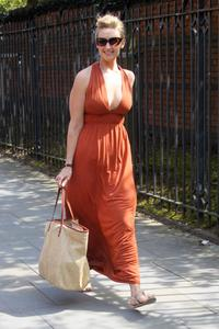 Catherine Tyldesley Busty Candids