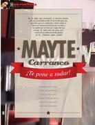 Mayte Carranco Hombre June 2011