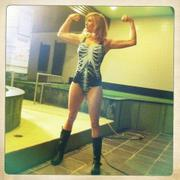 Kari Byron Twit Pic (Sept. 19, 2012)