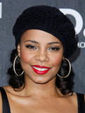 Sanaa Lathan @ Grand Opening Of The D&G Flagship Boutique - December 15, 2008