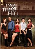 Sophia Bush, Hilarie Burton, Bethany Joy Galeotti, Chad Michael Murray, & James Lafferty - 'One Tree Hill' Season 6 DVD Cover Art - HQ