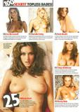 100 Sexiest Topless Babes 2008r